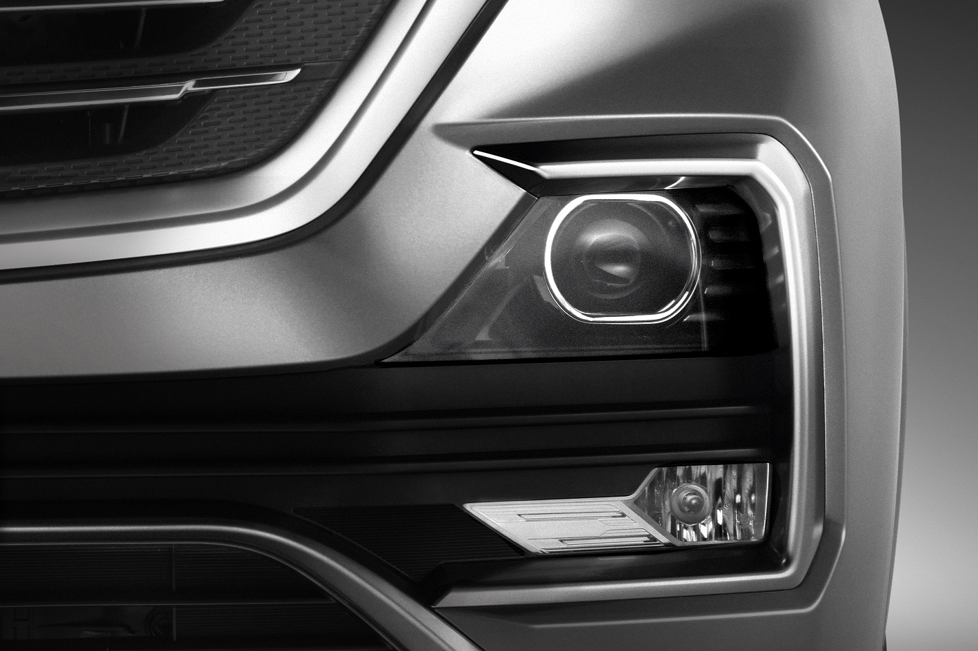 ALL-NEW CHEVROLET CAPTIVA'S DYNAMIC DESIGN INSPIRED BY